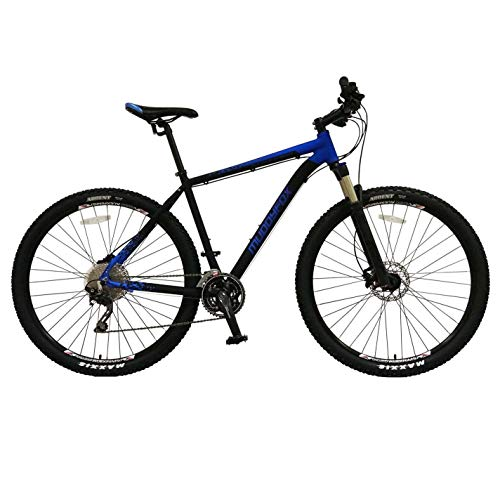 Muddyfox Mens Colossus 600 Black/Blue 29Wh/22Fr