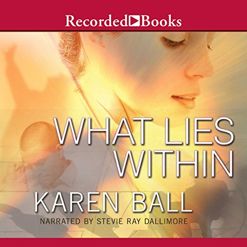 What Lies Within audiobook cover art