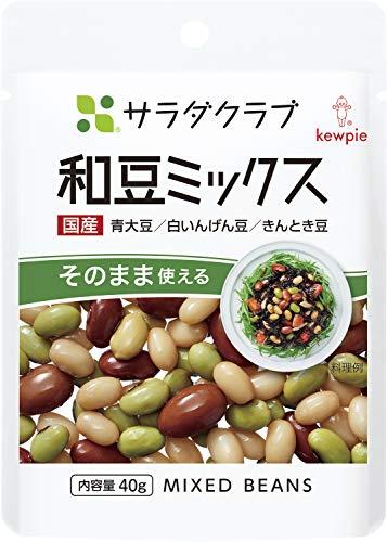 キユーピー サラダクラブ 和豆ミックス 袋40g