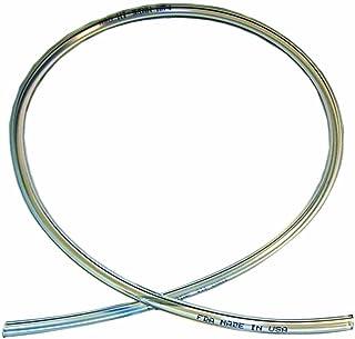 "ATP Vinyl-Flex PVC Food Grade Plastic Tubing, Clear, 1/2"" ID x 5/8"" OD, 100 feet Length"