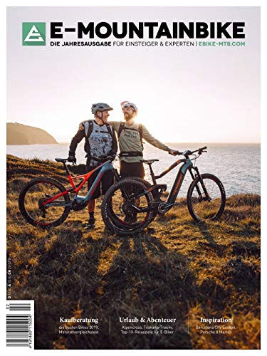 E-MOUNTAINBIKE Print-Edition 2019