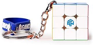 Cuberspeed GAN 330 Keychain 3x3 Speed Cube gan33 Cube Keychain Puzzle gan 330 3x3 Keychain Cube stickerless Magic Cube