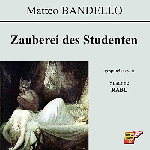Zauberei des Studenten cover art