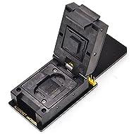 ALLSOCKET Mobile LG HTC Data Recovery Repair KIT, eMCP221 IC Reader with SD Interface BGA221 Adapter[IC Size 11.5x13mm] Restore KMQ310013B B419 KMQ310013B B419