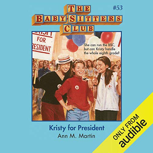 Kristy for President cover art