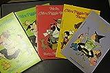 Mrs. Piggle-wiggle Set of 4 Paperback Books Includes Mrs. Piggle Wiggle, Mrs. Piggle-wiggle's Magic, Hello, Mrs. Piggle-wiggle & Mrs. Piggle-wiggle's Farm