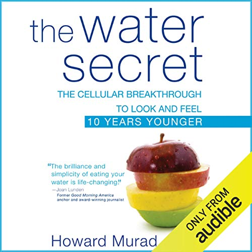 The Water Secret audiobook cover art