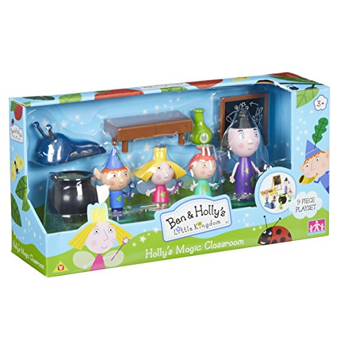 Ben & Holly-El pequeño Reino de Ben y Holly Juguete, Multicolor (Character Options 05734)
