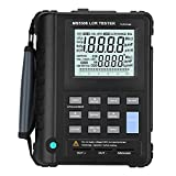Akozon LCR Meter MS5308 Portable Handheld 100Khz Inductance Resistance Capacitance Meter