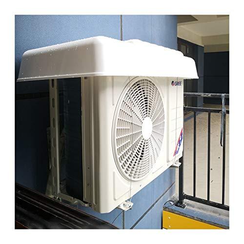 LSXIAO Al Aire Libre Aire Acondicionado Cubrir, Impermeable Antipolvo Resiste El Vendaval con 2 Hebras De Alambre De Acero Aire Acondicionado Disipación De Calor Cubierta Protectora