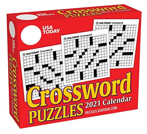 USA Today Crossword Puzzles 2021 Day-to-Day Calendarの詳細を見る