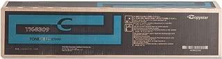 Kyocera 1T02LKCCS0 Model TK-8309C Cyan Toner Kit For use with Kyocera/Copystar CS-3050ci, CS-3051ci, CS-3550ci, CS-3551ci TASKalfa 3050ci, 3051ci, 3550ci and 3551ci A3 Color Multifunction Printers