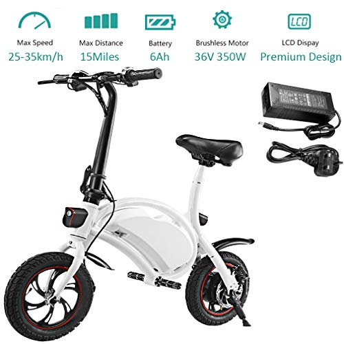Kepteen 350W Folding Electric Bicycle