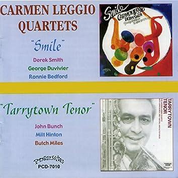 Carmen Leggio Quartets