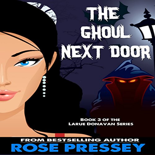 The Ghoul Next Door audiobook cover art