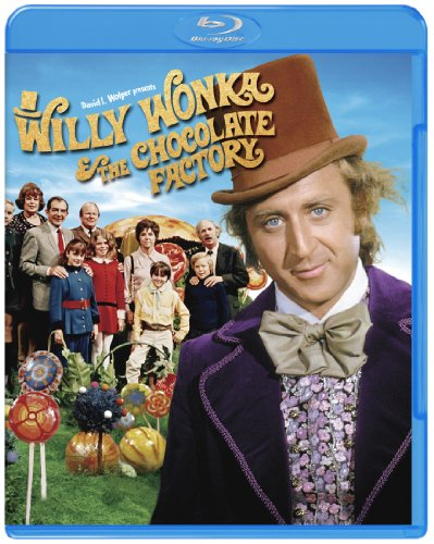 夢のチョコレート工場 [Blu-ray]