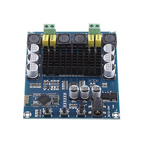Audio-ontvanger met TPA3116D2 digitale signaalversterker, bluetooth 4.0, dual kanaals 120+120W voor auto-kasten of computer DIY installaties
