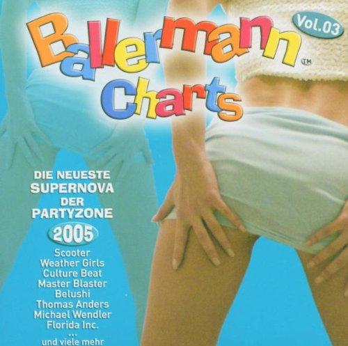 Ballermann Charts Vol.3