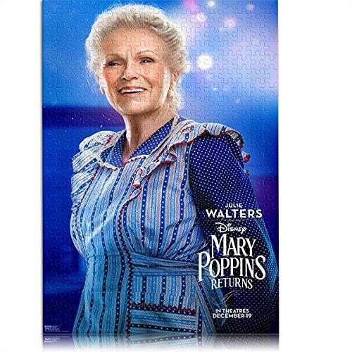 1000 pezzi di puzzle classico per adulti Il ritorno di Mary Poppins Puzzle per bambini 38x26 cm Gioco di puzzle educativo Collezione d'arte fai-da-te