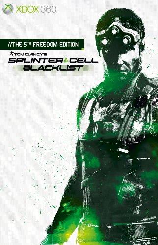 Tom Clancy's Splinter Cell Blacklist - The 5th Freedom Edition - [Xbox 360]