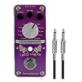 AxcessAbles LUCID FANTASY Modulation Ensemble Guitar Pedal - Vibrato/Tremolo/Uni-Vibe/Wave-Chorus all-in-one and more!!