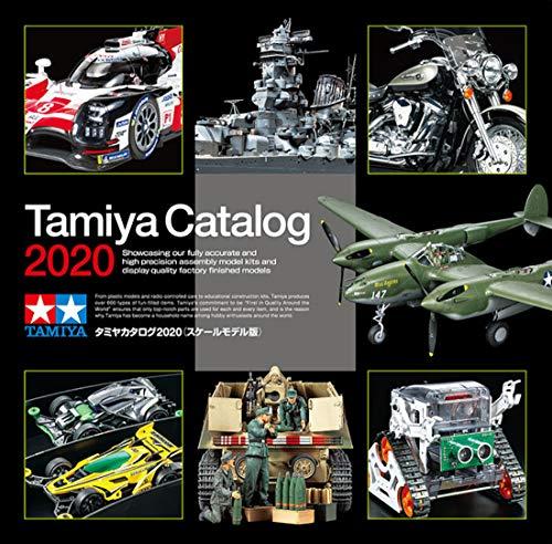 TAMIYA Katalog 2020 maßstabgetreues Modell Version 64424