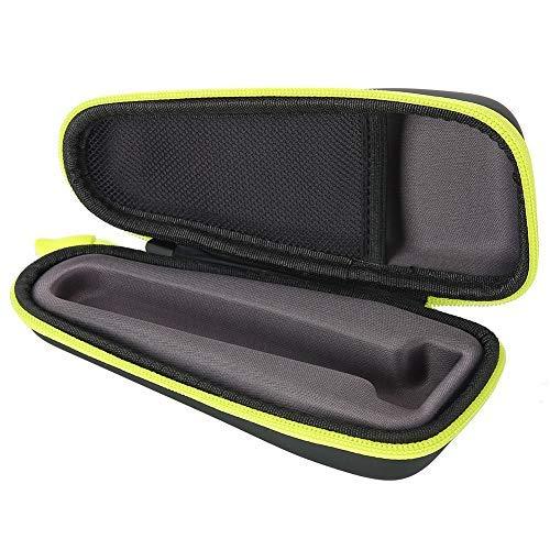Bolsa de almacenamiento para máquina de afeitar eléctrica para OneBlade QP2530/QP2520 Estuche portátil para máquina de afeitar