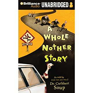 A Whole Nother Story audiobook cover art