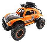 25 kilómetros por hora de alta velocidad Bigfoot Climbing Monster Truck RC coche 4WD recargables Joven modelo de vehículo eléctrico 1:14 para refrescarse-road Coche todoterreno para niños y adultos