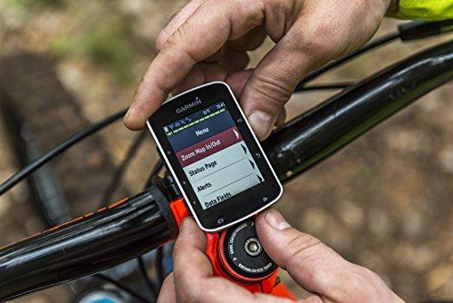Garmin Edge 520 Bike GPS (includes Heart Rate Monitor Strap, Cadence sensor & Speed sensor)