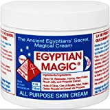 Egyptian Magic All Purpose Skin Cream,4 ounce, Pack of 2 by Egyptian Magic