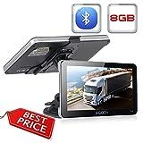 Xgody 704Bluetooth Truck sistema di navigazione GPS per auto touchscreen capacitivo 17,8cm 8GB ROM navigatore satellitare con mappe a vita Spoken Turn-by-Turn direzioni