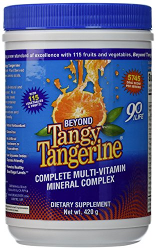 Beyond Tangy Tangerine - 420 G Canister, 6 Pack