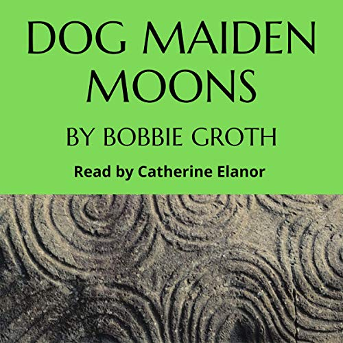 『Dog Maiden Moons』のカバーアート