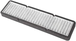 Vaorwne Luft Einlass Filter Kabinen Luft Einlass mit Aktiv Kohle Klimaanlage Luft Einlass Abdeckung für Tesla Model 3 2017 2019