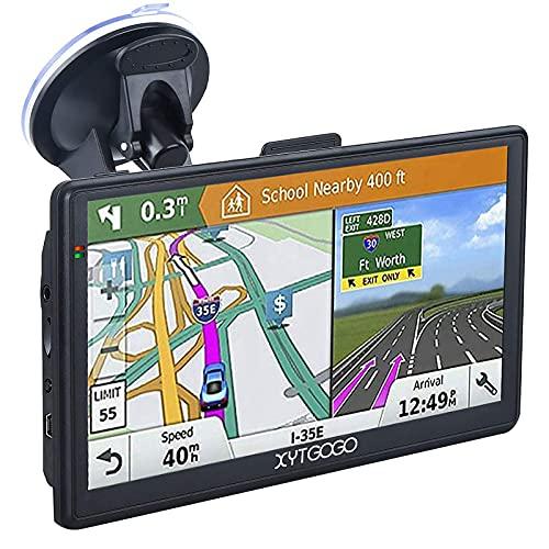 GPS Navigation, 5 inch with 2021 UK Ireland EU Maps (Lifetime Updates), Sat Navs for...