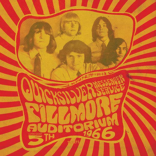 Fillmore Auditorium - November 5 1966 (2 LP)