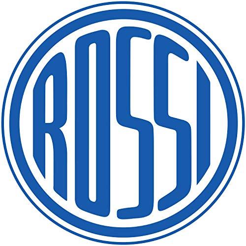 Diuangfoong Pegatina de vinilo con logotipo de Rossi para ventana de coche, pegatina para pistola G2c Revolver 496# 10 pulgadas