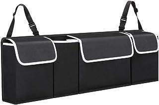 Vokmon Pieghevole Auto Back Organizzatore Ox impermeabile pieghevole Camion bagagli Bag Multi Hanging