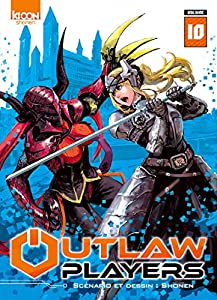 Outlaw Players Edition simple Tome 10
