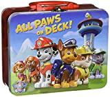 All Paws on Deck Paw Patrol Puzzle in Tin, 24 Pieces (8' x 6' x 3') Large