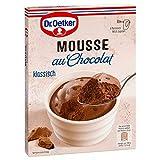 Dr. Oetker Mousse Au Chocolat, 92 g -