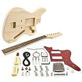 Kit de Bricolaje de Guitarra Eléctrica Seattle Jazz