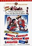 Abbott & Costello Meet Captain Kidd [Remaster]