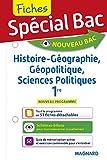 Fiches Histoire-Geographie Géopolitique Sciences Politiqu Premier