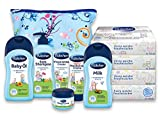 Bübchen Baby Care Starter Set, 1er Pack (7 productos)