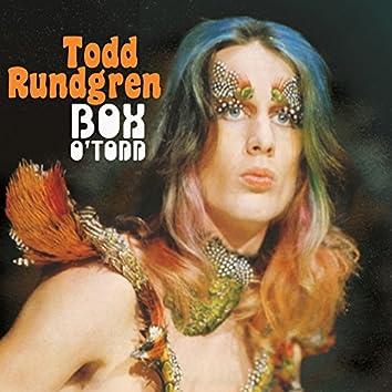 Box O' Todd (Live)