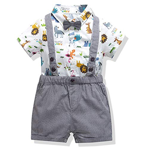 SeClovers Baby Tuxedo Outfits|Ge...