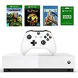 Xbox One S 1TB All-Digital Edition Bundle, Xbox One S...