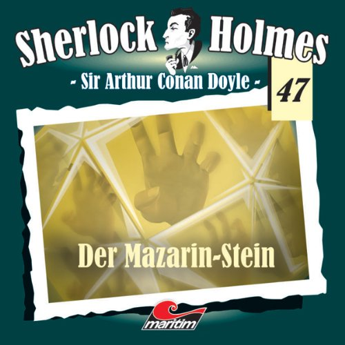 Der Mazarin-Stein audiobook cover art